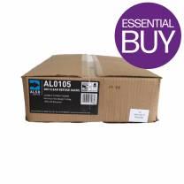 ALSO Clear Binsacs Medium Duty CHSA 12Kg 18x29x38in (x200)