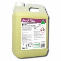 Fresh Wild Lemon Disinfectant (2x5L)