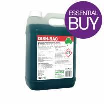 Dish-Bac Wash-Up Liquid (5L)