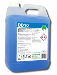 Clover DD10 Detergent Degreaser (5L)