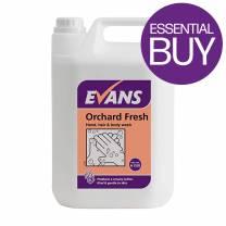 Orchard Fresh Hand, Hair & Body Wash (5L)