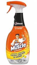 Mr Muscle Kitchen Cleaner (6x750ml)