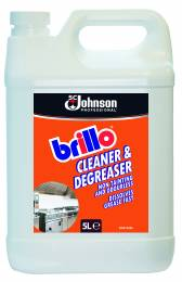 Brillo Cleaner & Degreaser (2x5L)