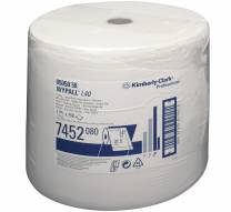 Wypall L40 Wipers Large Roll (750 Sheets)