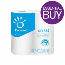 Papernet Special 2 Ply Toilet Roll 320 Sheet (x40)