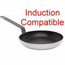Genware Induction Frypan 26cm Teflon Plus