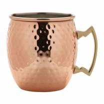 Barrel Copper Mug  55cl