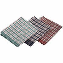 Mini-Check 46x68cm T-Towel (x10)
