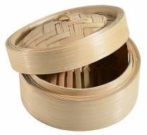 Bamboo Steamer 15x8cm