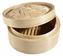 Bamboo Steamer 17.5x9cm