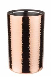 Copper Bottle Cooler 20cm