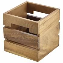 Acacia Box Riser 15x15x15cm