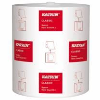Katrin Classic System Towel M2 2 Ply White (x6)