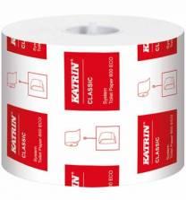 Katrin Classic System Toilet Roll 800 100% Virgin Fibre (x36)
