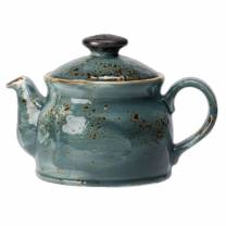 Craft Blue Lid for Tea Pot Club (x12)