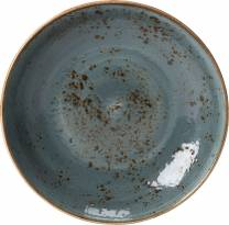 Craft Blue Coupe Bowl 25.5cm (x12)