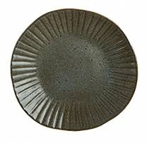 Fern Reactive Charger Plate 31cm (x4)