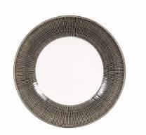 Bamboo Spinwash Dusk Wide Rim Bowl 28cm/46.8cl (x12)