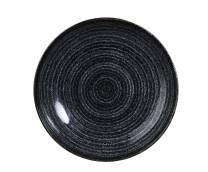 Studio Prints Charcoal Black Coupe Bowl 18.2cm  (x12)