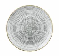 Studio Prints Stone Grey Coupe Bowl 18.2cm (x12)
