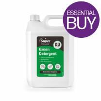 Green Washing Up Liquid D3 (2x5L)