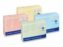 Chicopee J-Cloth Plus Biodegradable/Compostable Blue (x50)