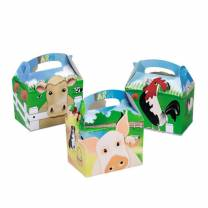 Farm Childrens Party Box - No Content (x250)