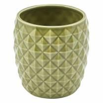 Green Pineapple Tiki Mug 40cl/14oz (x4)