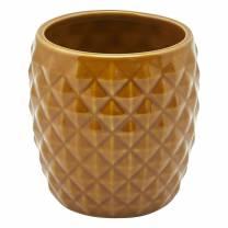 Brown Pineapple Tiki Mug 40cl/14oz (x4)