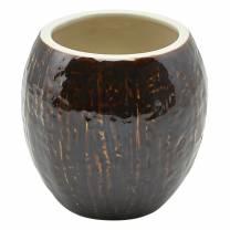 Coconut Tiki Mug 50cl/17.5oz (x4)
