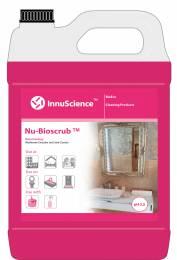 Nu-Bio Scrub (1:30) Sani Cleaner (1:5) Toilet Cleaner 5L