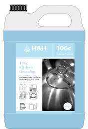 H&H 106 Kitchen Descaler (2x5L)