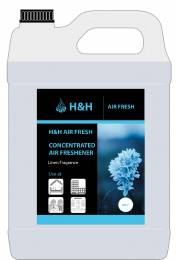 H&H Air Fresh Linen Concentrate (1:10) 5L