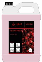 H&H Air Fresh Cranberry Concentrate (1:10)  5L