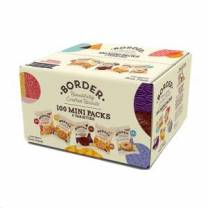Border Biscuits Twin Pack 5 Variety (x100)