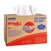 Wypall X70 Cloths Brag Box (x200)
