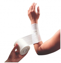 Blue Dot Cohesive Bandage 10cm x 4m