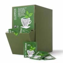 Clipper Fairtrade Organic Enveloped Green Tea (x250)