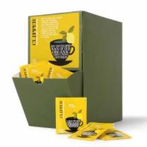 Clipper Fairtrade Organic Enveloped Lemon & Ginger Tea (x250)