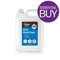 Pink Liquid Hand Soap W10 (5L)