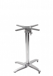 Milano Flip Top Table Base - Dining Height 730mm