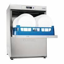 Classeq DUO Dishwasher 500mm 1-Ph/13A (w/Drain Pump, Rinse Boost & Water Softener)